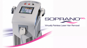 Soprano Laser Hair Removal in Smithers